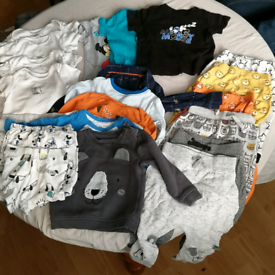 Boys baby bundle 12 to 18 months