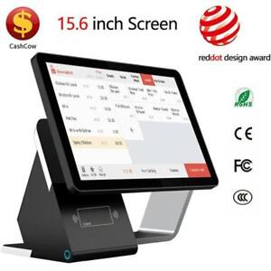 WOW ! CAISSE ENREGISTREUSE Touch Electronic cashier systeme NEW friendly user, phone connected