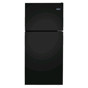 Maytag Fridge -Black and only a few years old