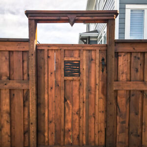 Decks, Fences, Pergolas, Patios and Landscaping