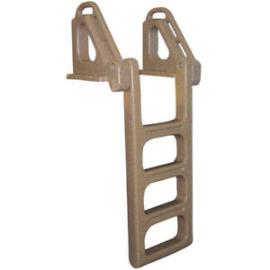 Techstar 4 Step molded dock ladder, Heavy duty!  tax included