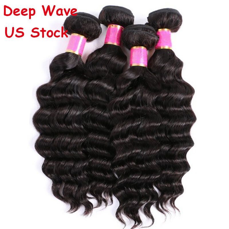 300g Thick 3 Bundles 7a 100 Unprocessed Virgin Human Hair Weave