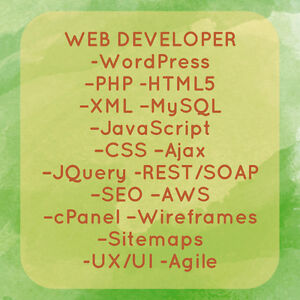 WEB DEVELOPERS REQUIRED London Ontario image 1