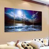 Large Sea Wave Framed HD Canvas Prints Picture Painting Wall Art Ready To Hang