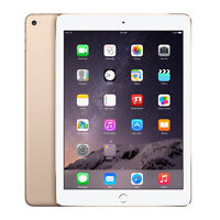 Apple iPad Air 2, 64Go, Wi-Fi, Or Brand new never open