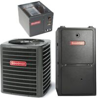 **Free Quotes and Consultations on all HVAC Products**