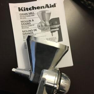 KitchenAid Metal Grain Mill Attachment