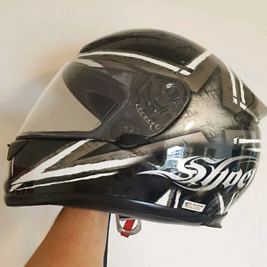 Shoei rf1000 motorcycle helmet
