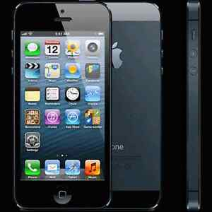 Telus iPhone 5 16GB Smartphone -Black and slate