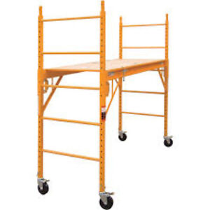 Used Baker Scaffolding starting at $169.00