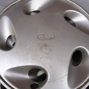4 plastic FORD wheel covers