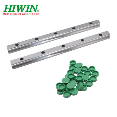 Hgr20 Hgr25 Hgr30 Square Linear Guide Rail For Hiwin Slide Block Carriages Cnc