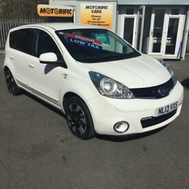 Nissan Note 1.5dci ( 90ps ) 2013MY N-TEC +