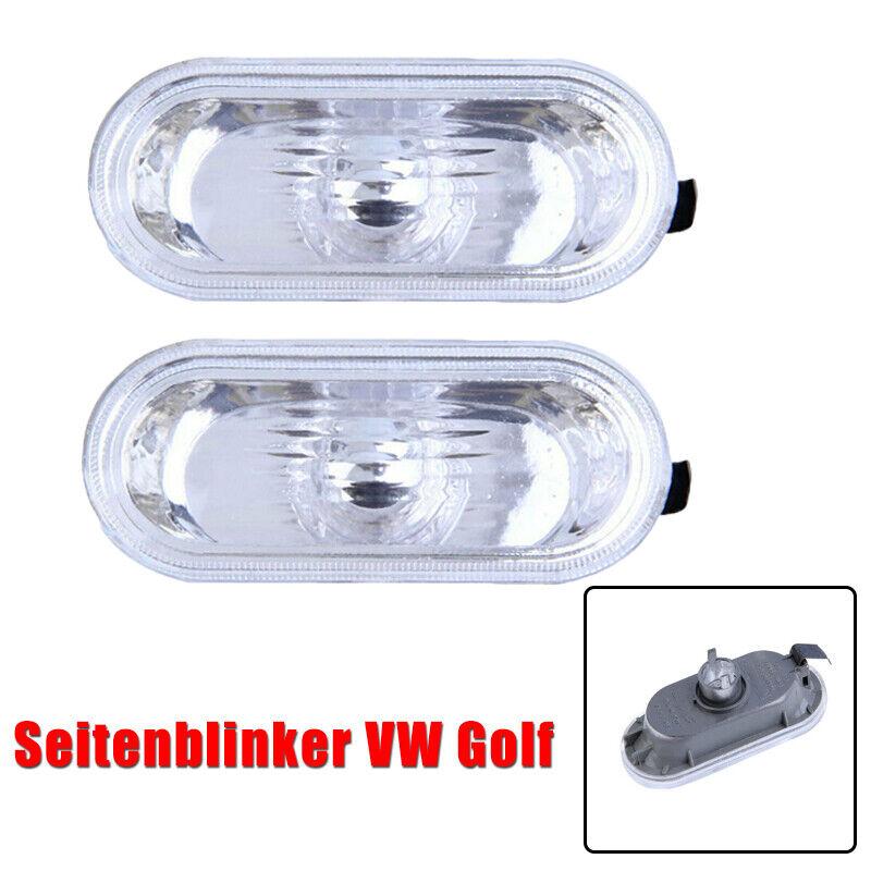 FRONTBLINKER BLINKER VW PASSAT 3C B6 05-10 SCHWARZ EINTRAGUNGSRFEI E-PRÜFZEICHEN
