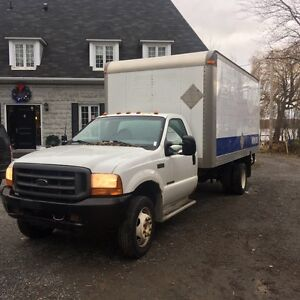 1999 Ford F-450 West Island Greater Montréal image 2