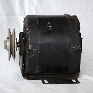 1/4 HP Motor 1725 RPM  5.2Amp by Tamper