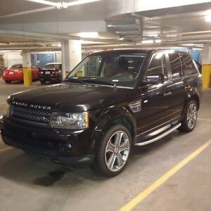 2011 Land Rover Range Rover Sport Supercharged V8 510 HP