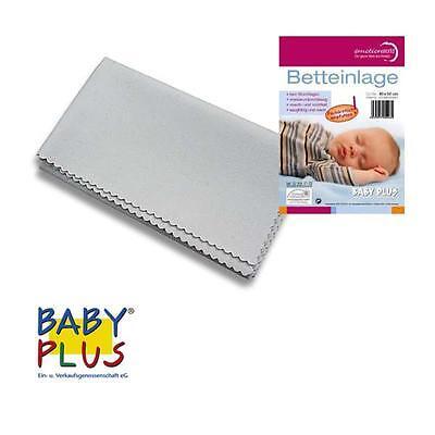 Baby Plus Betteinlage wasserdicht 70 x 100 cm NEU *3465