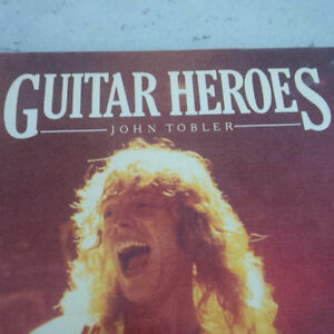 Guitar Heroes, John Tobler, 1978 Kitchener / Waterloo Kitchener Area image 2