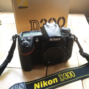 Nikon d300 in great condition