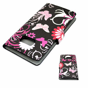 Wallet Cover Case For Samsung Galaxy S6 Edge Kitchener / Waterloo Kitchener Area image 1