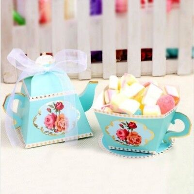 20*Candy Boxes  Party Wedding Gifts for Guests Baby Shower Sweets box AM5X - Bridal Shower Gifts For Guests