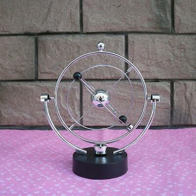Kinetic Orbital Revolving Gadget Perpetual Motion Desk Office Art Toy Gift