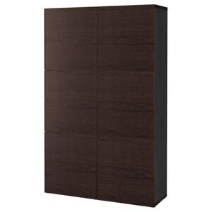 Ikea Besta extra large cupboard/storage unit. CUSTOM designed!