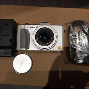 Camera Panasonic Lumix LX5