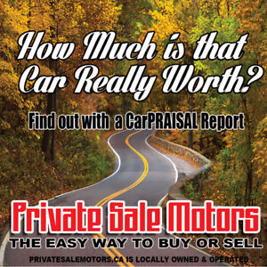 Buying or Selling a Car?   Find out what it's really worth.