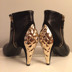 Beautiful Chanel Ankle Boots