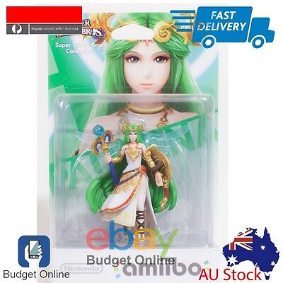 New Nintendo Amiibo Character Palutena For Wii U 3DS Super Smash Bros