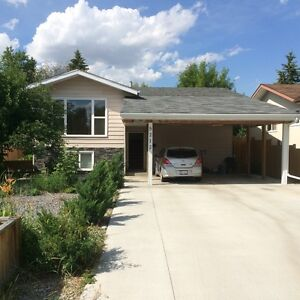 3BR 2Bath Up Stairs of house for rent MILLWOODS