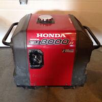 Honda 3000 is generator