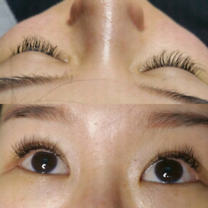 Unlimited count classic eyelash extension spring promo $45
