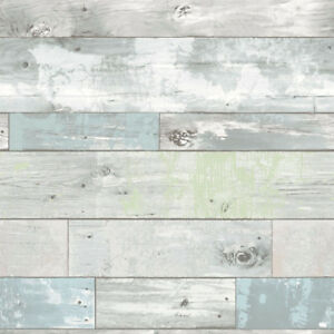 WallPOPS Beachwood Peel and Stick Wallpaper, New