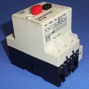 Cutler Hammer Eaton 0 40 0 63a Motor Starter Protector A302dn