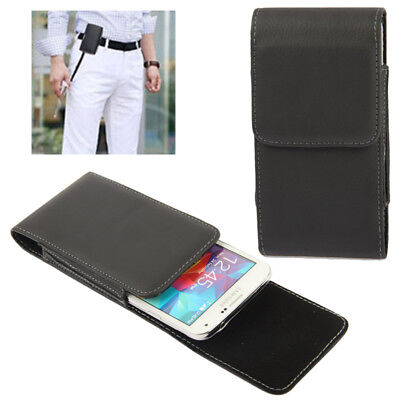 Leather Flip Case Cover Pouch Bag Belt Clip Holster For Samsung Galaxy S9+ S8+  Case Pouch Holster