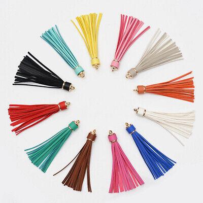 Women Charm Tassel Key Chain Key Ring Bag pendant Fashion Handbag Accessories US