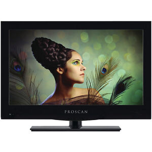 2 Small FLAT SCREEN HD TVs For Sale