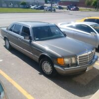 1988 Mercedes-Benz Other 420SEL Other