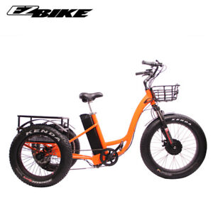 Electric 3 Wheel/Tricycle