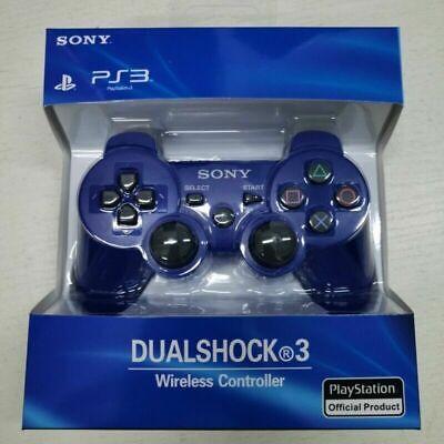 PS3 Wireless DualShock 3 Controller Joystick GamePad Blue for PlayStation3