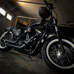 2014 Harley forty eight. 1200 cc
