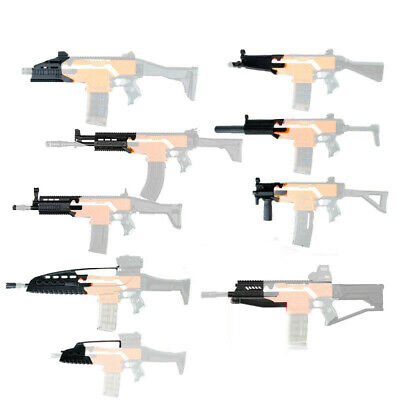 Worker Mod F10555 Front Barrel 3D Print Imitation Kit for Nerf Stryfe Modify Toy