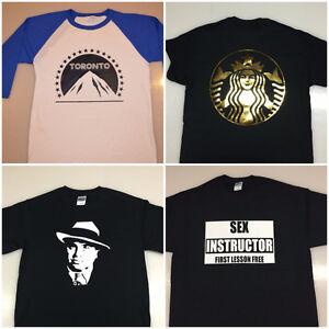 Custom T Shirt Printing - Crewneck Sweaters/Hoodies