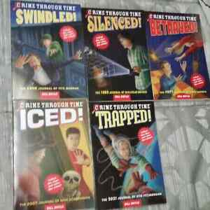Crime Through Time Mystery Novellas For Kids