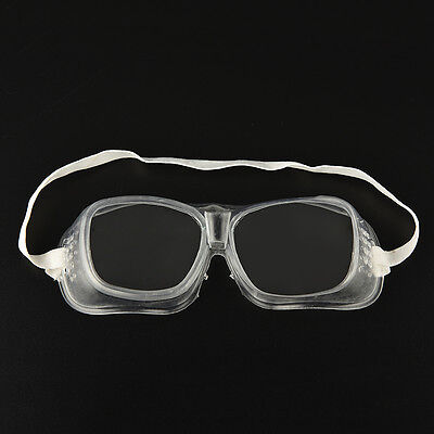 Eye Protection Lab Anti Fog Clear Goggles Glasses Vented Safety Hot SN JFNMCA SK for sale  Canada