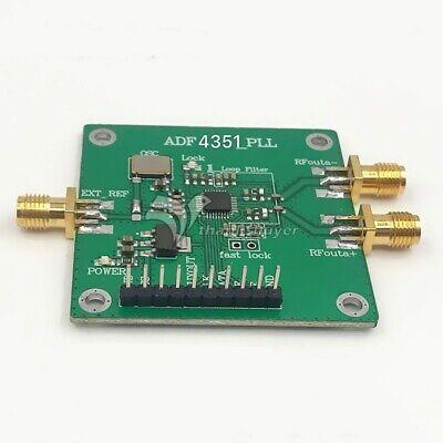 Rf Signal Generator Frequency Synthesizer Rf Adf4351 Pll Output 35mhz-4.4ghz