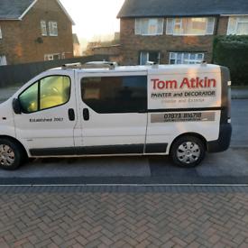 Tom Atkin Painters & Decorators
